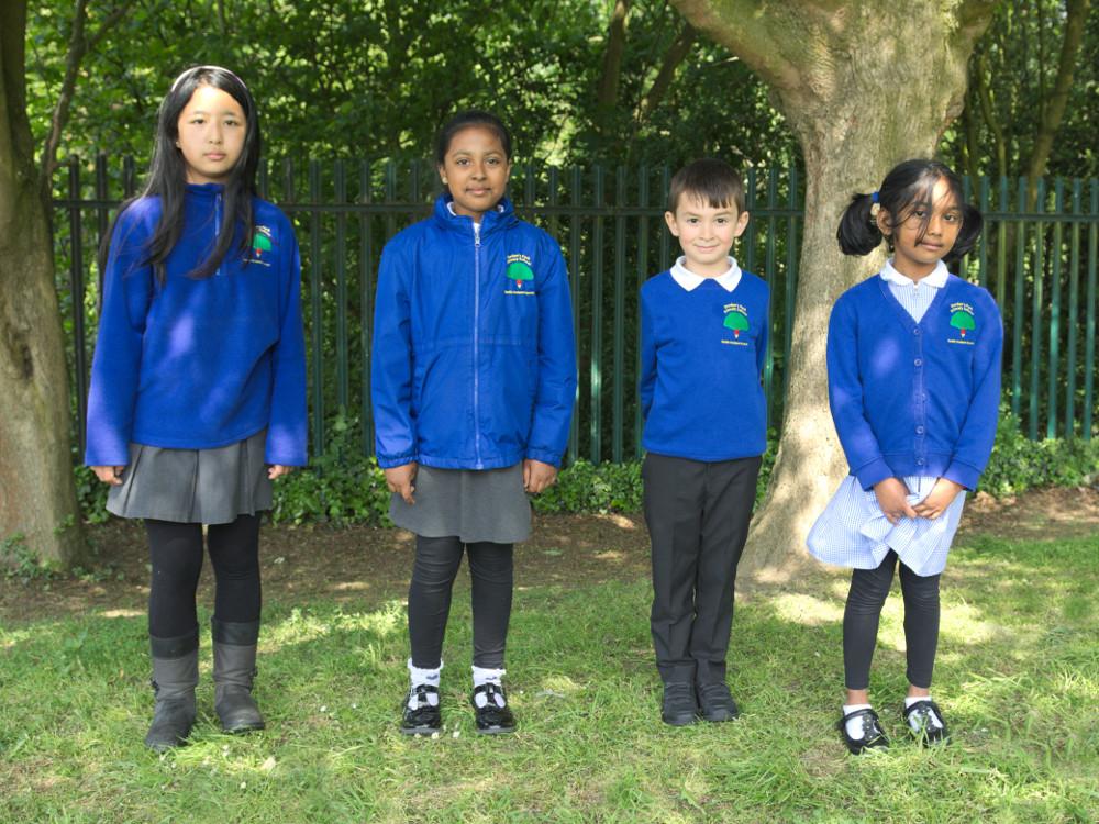 127259bf3 Durdan s Park Primary School » School uniform